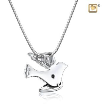 zilveren-ashanger-duif-mat-glanzend-achterzijde-flying-dove-treasure_lu-pd-1190