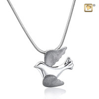 FlyingDove® met collier