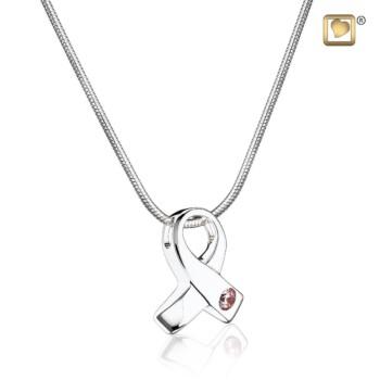 zilveren-ashanger-ribbon-roze-kristal-glanzend-awareness-treasure_lu-pd-1100