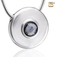 Simplicity® ashanger, collier en Swarovski® kristal