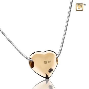 zilveren-geelgoud-vergulde-ashanger-hart-glanzend-achterzijde-loveheart-treasure_lu-pd-1011