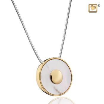 zilveren-geelgoud-vergulde-ashanger-parel-effect-glanzend-mother-of-pearl-treasure_lu-pd-1290