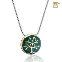 Tree of Love®collier met asruimte