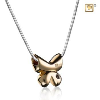 zilveren-geelgoud-vergulde-ashanger-vlinder-mat-glanzend-achterzijde-butterfly-treasure_lu-pd-1160