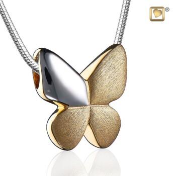 zilveren-geelgoud-vergulde-ashanger-vlinder-mat-glanzend-zoom-butterfly-treasure_lu-pd-1160