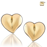 LoveHeart® oorknoppen, 2 kleuren