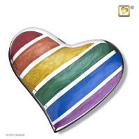 Urnenserie Pride® Rainbow, 4 varianten – Hart