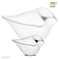 Mini-urnen SoulBird® glanzend