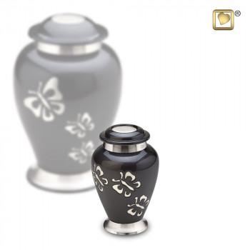 zwart-kleurige-mini-urn-zilverkleurig-vlinder-effect-butterfly-tribute_lu-k-240