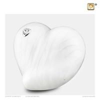 Urn Loveheart®, middelmaat, 4 kleuren