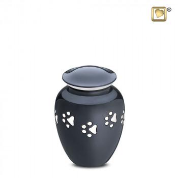 urn-antraciet-hondepoot-zilverkleur-classic-midnight-pet-small_lu-p-212s