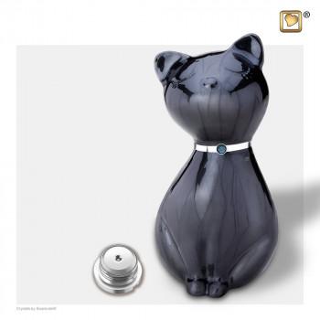urn-kat-zittend-antraciet-parel-effect-blauw-groene-kristal-swarovski-princess-cat-midnight-sluitschroef_lu-p-264