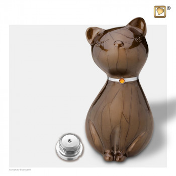 urn-kat-zittend-bruin-parel-effect-oranje-kristal-swarovski-princess-cat-bronze-sluitschroef_lu-p-265