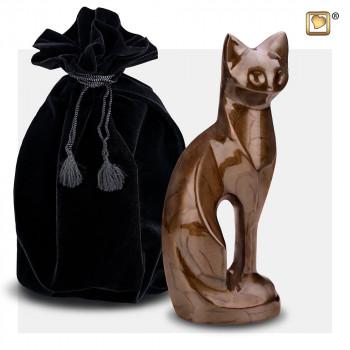 urn-kat-zittend-modern-bruin-parel-effect-cat-bronze-bag_lu-p-262