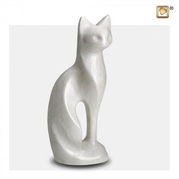urn-kat-zittend-modern-wit-parel-effect-cat-white_lu-p-260