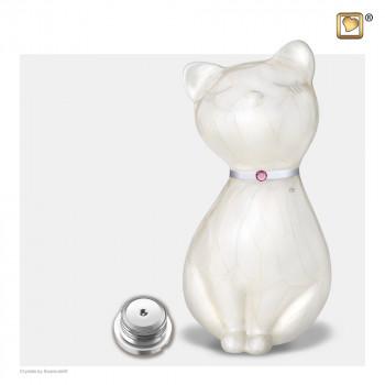 urn-kat-zittend-wit-parel-effect-roze-kristal-swarovski-princess-cat-white-sluitschroef_lu-p-263