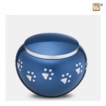urn-ronde-vorm-middel-blauw-hondepoot-zilverkleur-heart_lu-p-271m