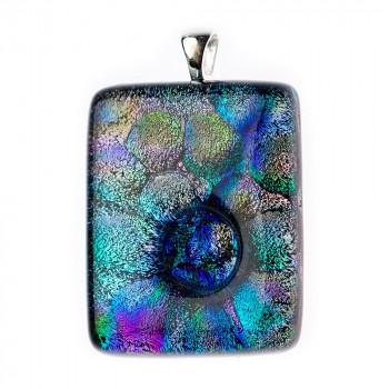 glazen-hanger-peacock-zilveren-oogje-vooraanzicht_dg-peacock_dierbaar-glas_memento-aan-jou