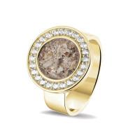 Ring, grote ronde open ruimte met accent-RG045