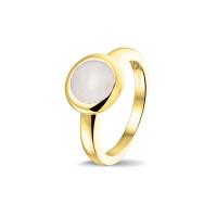 Smalle ring, glad, ronde open ruimte-RG033