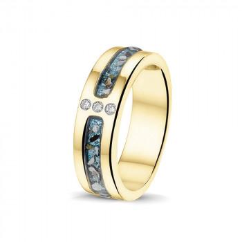geelgouden-ring-twee-rechthoekige-open-ruimtes-3-zirkonias_sy-rg-024-y_sy-memorial-jewelry_memento-aan-jou