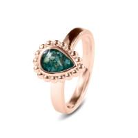 Smalle ring, druppel open ruimte bollenrand-RG020