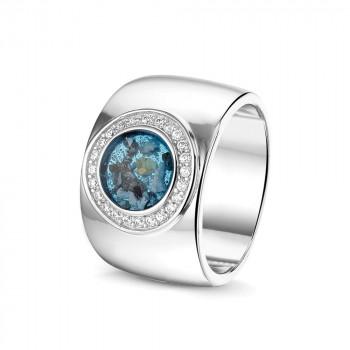 witgouden-brede-ring-grote-ronde-open-ruimte-zirkonia-rand_sy-rw-007-w_sy-memorial-jewelry_memento-aan-jou