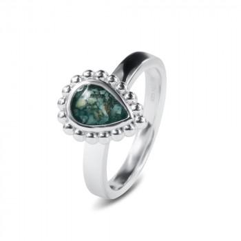 zilveren-ring-bolletjesrand-druppelvorm-open-ruimte_sy-rg-020_sy-memorial-jewelry_memento-aan-jou