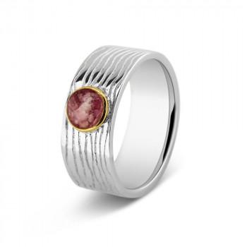 zilveren-ring-ronde-open-ruimte-goud-horizontaal-lijn-effect-8mm_225-sy_sy-memorial-jewelry_memento-aan-jou