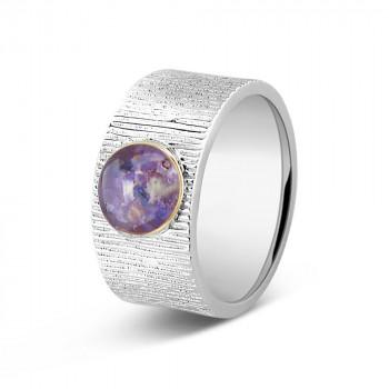 zilveren-ring-ronde-open-ruimte-goud-verticaal-lijn-effect-10mm_223-sy_sy-memorial-jewelry_memento-aan-jou