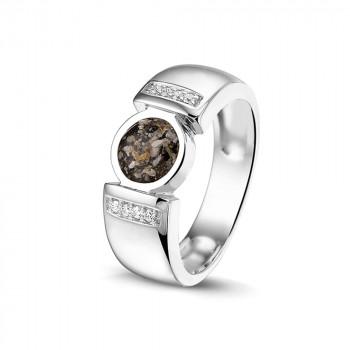 zilveren-ring-ronde-open-ruimte-zirkonia-accent_sy-rg-022_sy-memorial-jewelry_memento-aan-jou