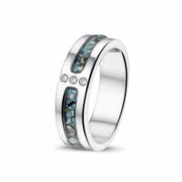 Ring, twee open ruimtes met accent-RG024