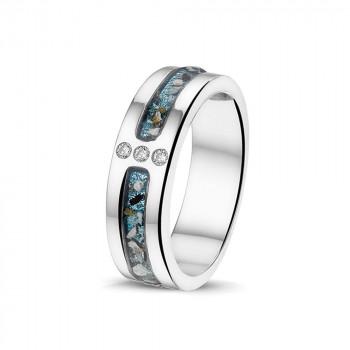 zilveren-ring-twee-rechthoekige-open-ruimtes-3-zirkonias_sy-rg-024_sy-memorial-jewelry_memento-aan-jou