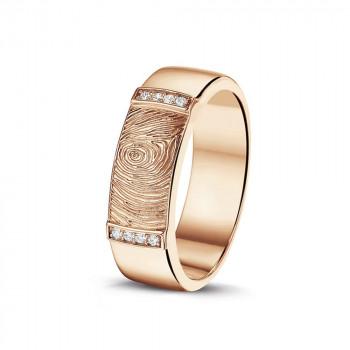 rosegouden-ring-breed-vingerafdruk-rechthoek-zirkonia_sy-rr-004_sy-memorial-jewelry_memento-aan-jou