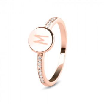 rosegouden-ring-zirkonia-smal-initiaal-disc_sy-457-r