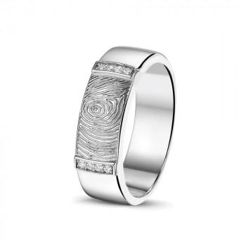 witgouden-ring-breed-vingerafdruk-rechthoek-zirkonia_sy-rw-004_sy-memorial-jewelry_memento-aan-jou