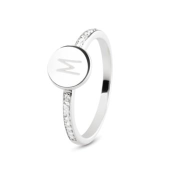 witgouden-ring-zirkonia-smal-initiaal-disc_sy-457-w