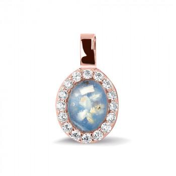 rosegouden-hanger-ovaal-zirkonia-diamant-rand-open-ruimte_sy-137-r