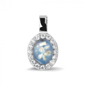 witgouden-hanger-ovaal-zirkonia-diamant-rand-open-ruimte_sy-137-w