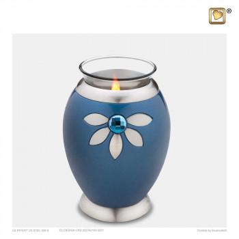 azuur-blauw-kleurige-waxinelicht-urn-zilverkleurig-accent-swarovski-kristel-nirvana-azure_lu-t-271