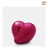 Mini-urnen LoveHeart®,  2 kleuren
