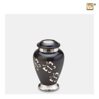 Mini-urn Classic® Butterfly Tribute, antraciet