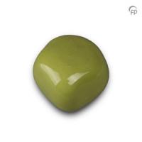 Knuffelkeitjes keramiek glans groen