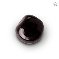 Knuffelkeitjes keramiek glans zwart