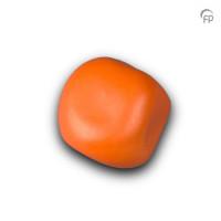 Knuffelkeitjes keramiek mat oranje