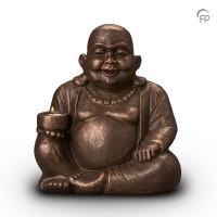 "Keramische urn ""Boeddha"" Geert Kunen"