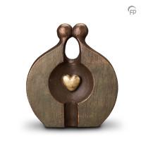 """Keramische urn """"Herinnering"""" Geert Kunen"""