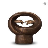 """Keramische urn """"Michelangelo"""" Geert Kunen"""