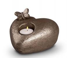 """Keramische urn """"Tederheid"""" Geert Kunen"""