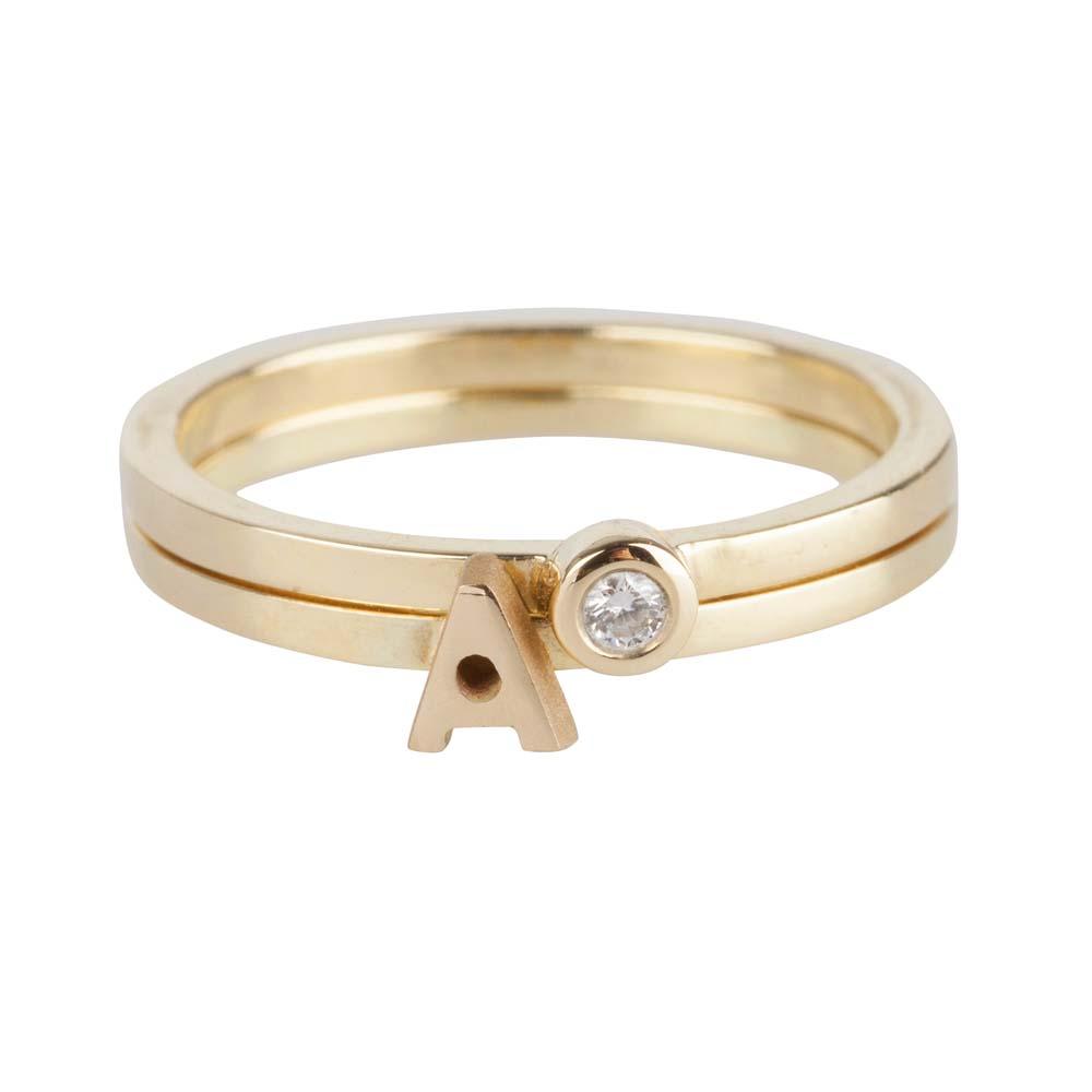 gouden-letter-capital-diamant-ring-double_jf-capital-letter-ring-double_justfranky-631a-z-632_memento-aan-jou